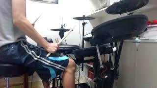 不能說的秘密(drum cover)