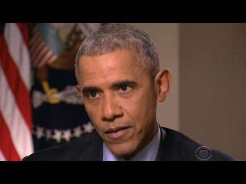 Tense Obama Spars Over Syria