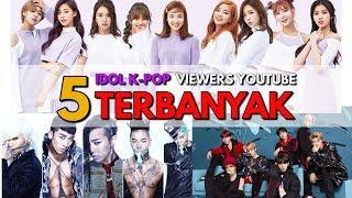Ditonton hingga 340 Juta Kali, MV K-Pop dengan Viewers Terbanyak