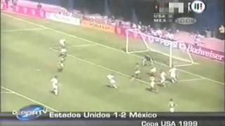 México vs Estados Unidos 1999 Copa USA