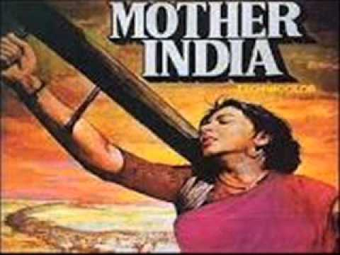 MOTHER INDIA=DUNIYA MAIN HUM AAYE HAI TO JEENAJHANKAR LATA.wmv...