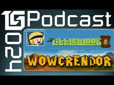 TGS Podcast - #24 ft. InTheLittleWood & WowCrendor, hosted by TotalBiscuit & Jesse Cox
