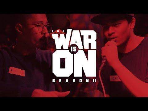 THE WAR IS ON SS.2 EP.2 - DARKFACE VS MR.BLACKSHEEPRR | RAP IS NOW