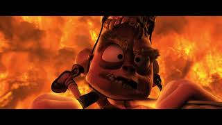 Ronal the Barbarian - Trailer 1