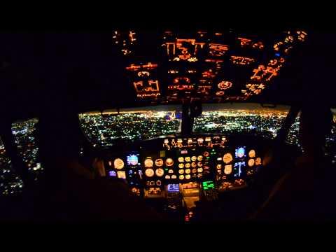 The C90s — Shine A Light Flight Facilities Remix COCKPIT LANDING