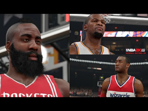 NBA 2K15 Official New Rating System! Kevin Durant Rating Released!