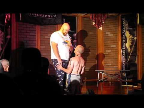 Dvn - Daddybear Jay's Fantasy At Glla 2013 video