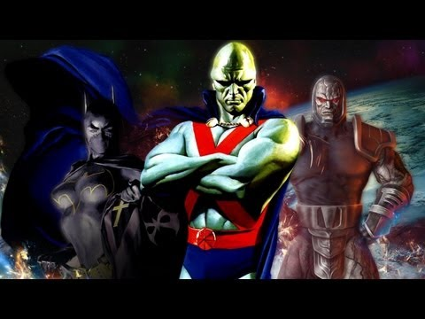 Injustice: The DLC Characters We Want - IGN Conversation