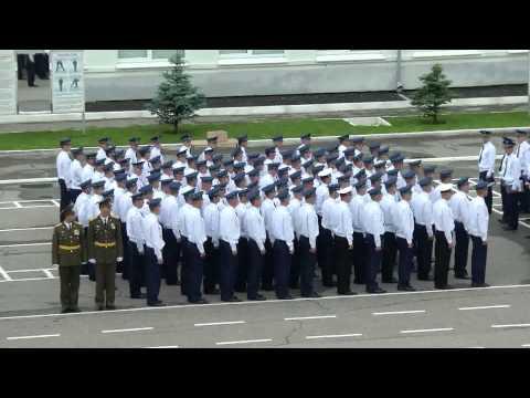 Выпуск ВДВ 2012  Рязань  Оператор Денис Демешин +79038391420