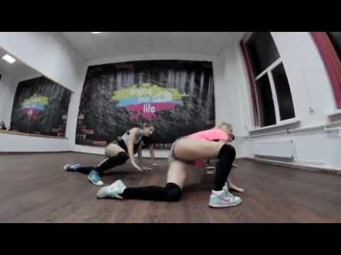Twerk - beginners. Choreo by Ksenia Chkalova (Euthinme - ShakeYa)