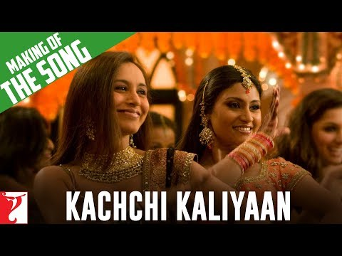 Making Of The Song - Kachchi Kaliyaan - Laaga Chunari Mein Daag video
