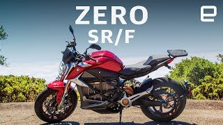 2020 Zero SR/F Electric Motorcycle Review: The only one left