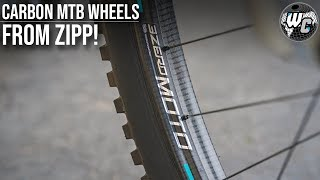 A New Take On Carbon MTB Rims | ZIPP 3Zero Moto