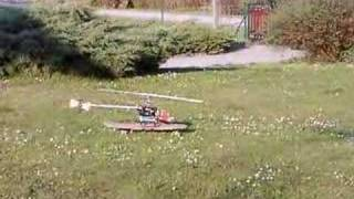 RC Heli Acrobat10 with Skateboard