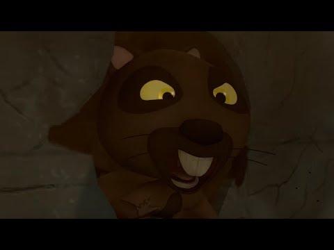 Макс Грин и инопланетяне –Белка-мутант -  серия 42- Мультфильм для детей – НЛО