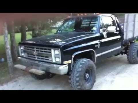 1986 chevy truck 4x4