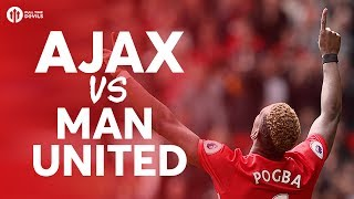 Ajax vs Manchester United | EUROPA LEAGUE FINAL PREVIEW