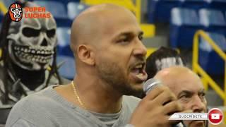 """Dennis Rivera: """"Shane regresa a Puerto Rico y esta vez no te va a reír las gracias Manny"""""""