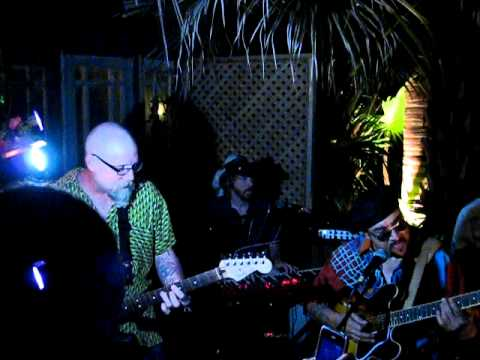 Dave and Jeff sit in with Leo Nocentelli