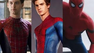 Captain America Civil War with Andrew Garfield