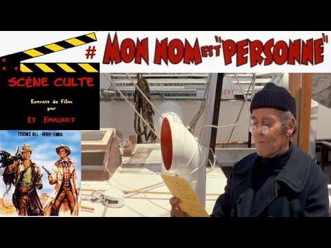 Scnène Culte 48  # Mon Nom Est Personne (My Name Is Nobody)