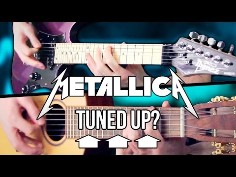 What If Metallica Tuned Up? | Pete Cottrell