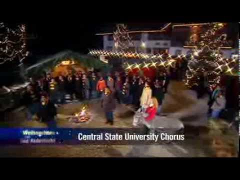 Central State University Chorus - Oh Happy Day 2009