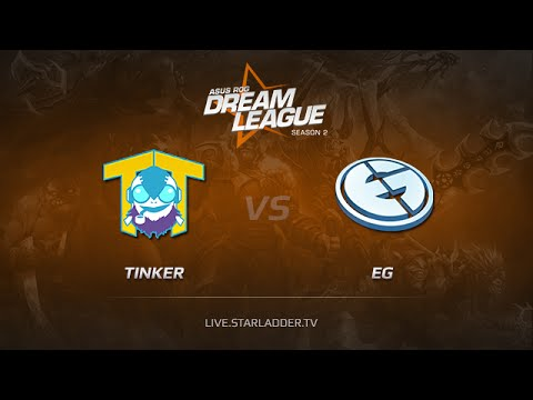 TT vs EG DreamLeague S2 Day 7 Game 4