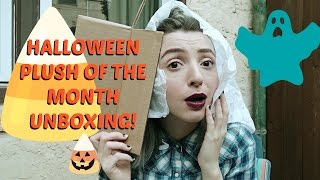 Plush of the Month, HALLOWEEN UNBOXING!