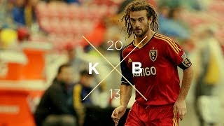 Kyle Beckerman: Assists | 2013 Best XI candidate