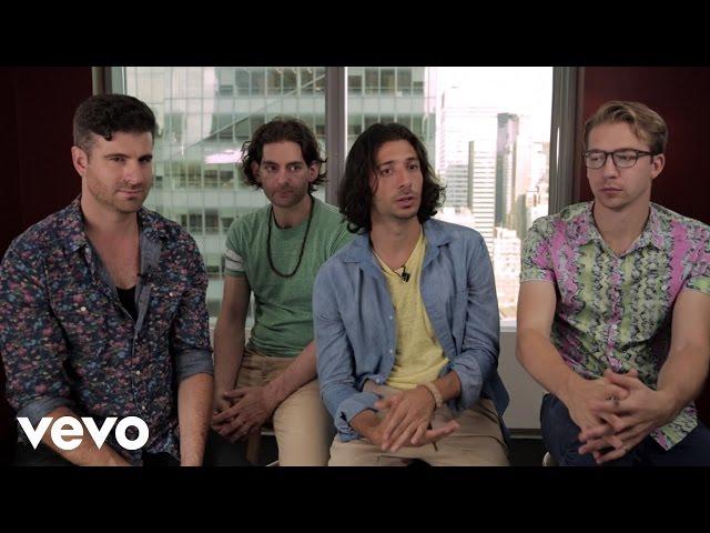 MAGIC! - Vevo News Interview