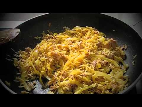 Lee's Kitchen: Tuna Kedgeree (Kitchen Quickies)