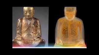 Scientists shocked after CT scan of 1,000-year-old Buddha statue reveal mummified remains