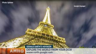 Explore the World From Your Desk