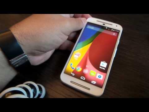 Motorola Moto G nueva versión