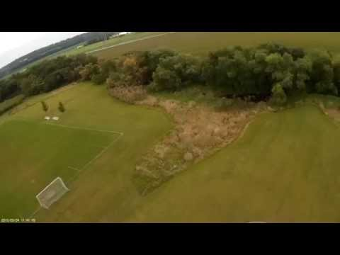 09-04-15 250 size quad copter flying