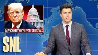 Weekend Update: Moving Forward with Impeachment - SNL