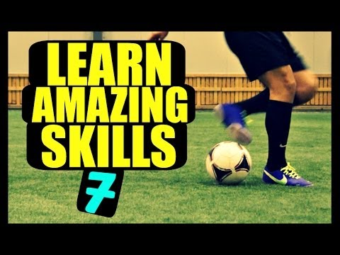 Learn Amazing Football Skill Tutorial #7 hyper-pass ★ Hd - Neymar ronaldo messi Skills video