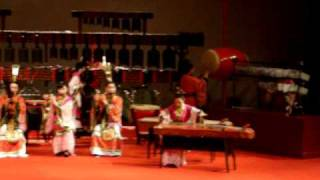 Hubei Province Chime Bells Performance