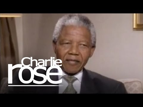 Charlie Rose -  Nelson Mandela's legacy