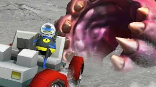 Download Lagu MOON RACE WITH A GIANT SANDWORM - Amazing Frog - Part 151 | Pungence Gratis STAFABAND