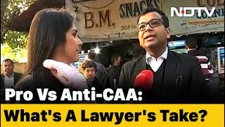'We Are Opposing Exclusion Of People Who Are Already Being Discriminated': Delhi Lawyer On CAA