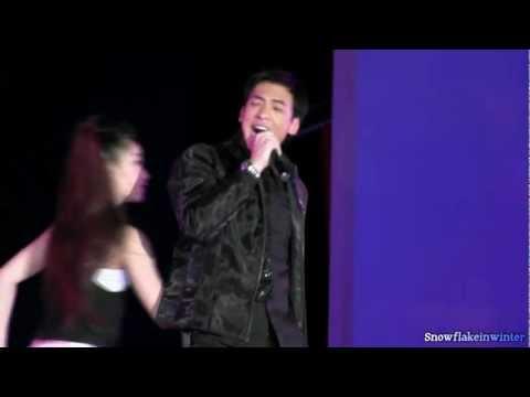 111203 Bie บี้ @ sanamluang concert : I need somebody  Love