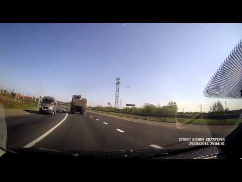 Архангельск авария на трассе М-8 около п.Новое Лукино…