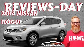 2014 NISSAN ROGUE S FWD REVIEW DAY OLDE CARR AUTO SALES