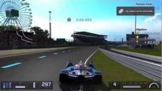 GT5 - 5.000.000 in 1 minute!!! Sebastian Vettel GT5 Red Bull X2010 Gold