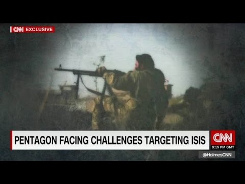 U.S. general: There's not enough ISIS targets