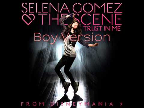 Selena Gomez - Trust in Me