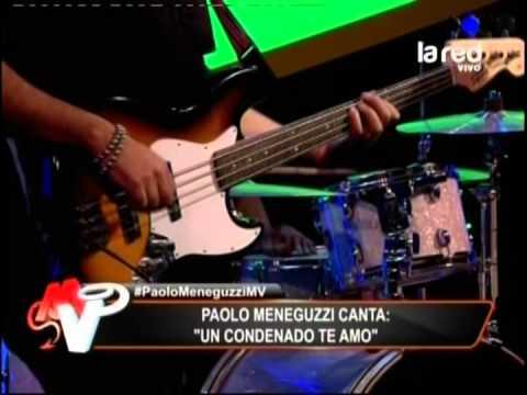Paolo Meneguzzi - Un Condenado Te Amo
