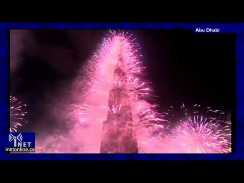 New Year 2013: Celebrations Around the World